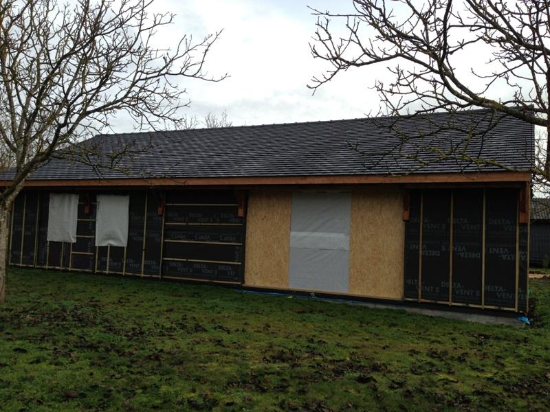 maison ossature bois dordogne 28 images charpentier ecoconstructeur en dordogne 24 maison  # Maison Bois Dordogne